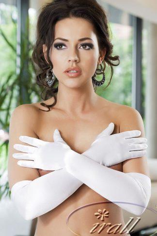 Irall Erotic White Astrid Gloves